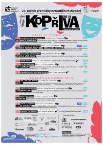 plakat KOPRIVA 2015